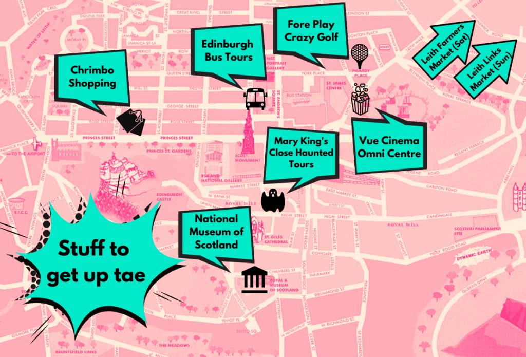FPCG Edinburgh: MAP