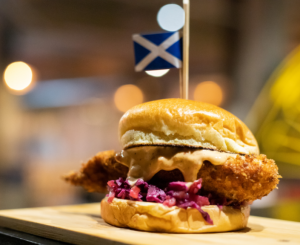 Glasgow Burger